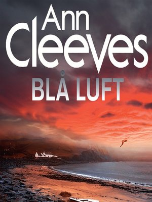 cover image of Blå luft