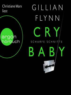 cover image of Cry Baby--Scharfe Schnitte