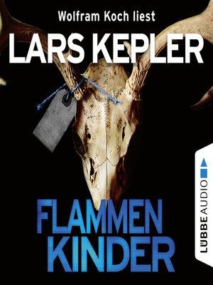 cover image of Flammenkinder (Gekürzt)