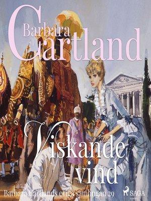 cover image of Viskande vind--Den eviga samlingen 29