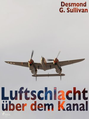 cover image of Luftschlacht über dem Kanal