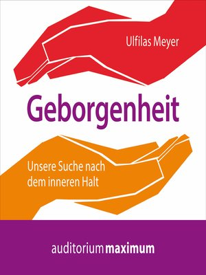 cover image of Geborgenheit