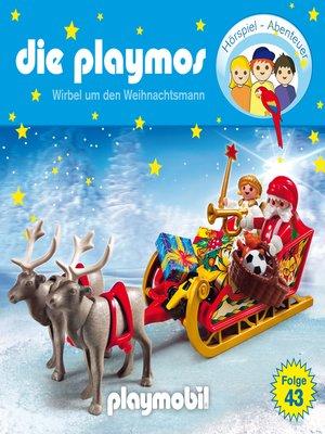 cover image of Die Playmos--Das Original Playmobil Hörspiel, Folge 43