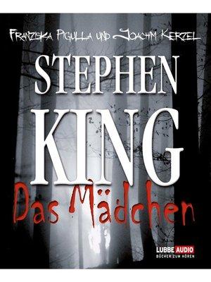 cover image of Das Mädchen