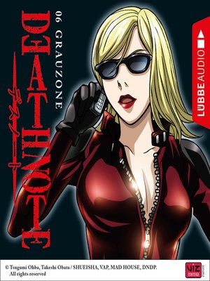 cover image of Death Note, Folge 6