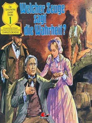 cover image of Charles Dickens--Die Geschichte zweier Städte, Folge 1