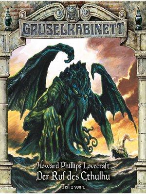 cover image of Gruselkabinett, Folge 115