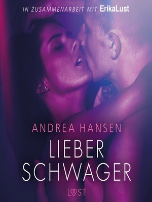 cover image of Lieber Schwager--Erika Lust-Erotik (Ungekürzt)