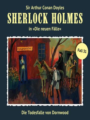 cover image of Sherlock Holmes, Die neuen Fälle, Fall 31