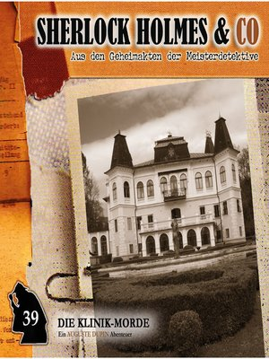 cover image of Sherlock Holmes & Co, Folge 39