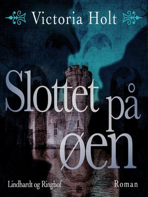 cover image of Slottet på øen
