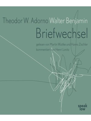 cover image of Briefwechsel