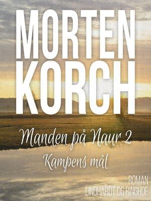 cover image of Manden på Naur, 2