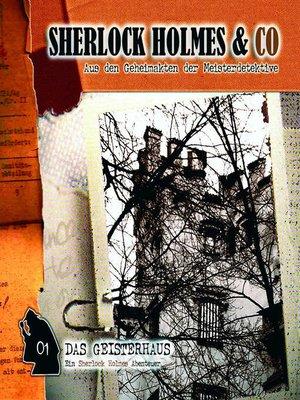 cover image of Sherlock Holmes & Co, Folge 1