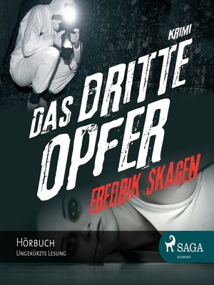 cover image of Das dritte Opfer