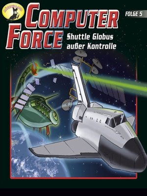 cover image of Computer Force, Folge 5