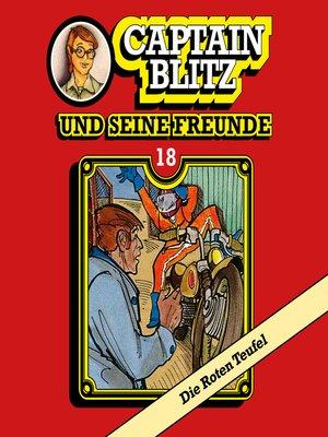 cover image of Captain Blitz und seine Freunde, Folge 18