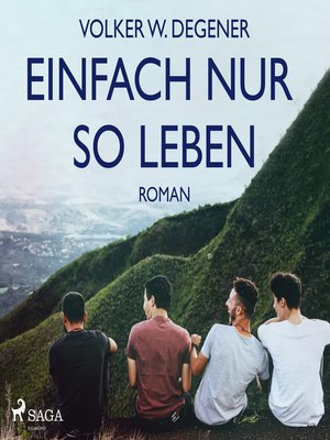 cover image of Einfach nur so leben