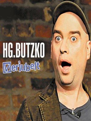 cover image of HG. Butzko, Verjubelt