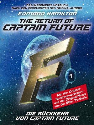 cover image of Captain Future, Folge 1