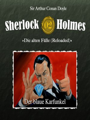 cover image of Sherlock Holmes, Die alten Fälle (Reloaded), Fall 2