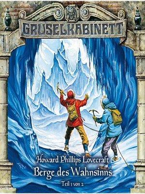 cover image of Gruselkabinett, Folge 44