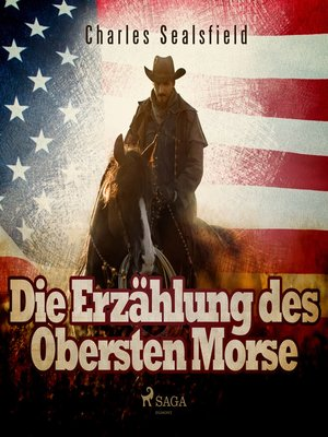 cover image of Die Erzählung des Obersten Morse