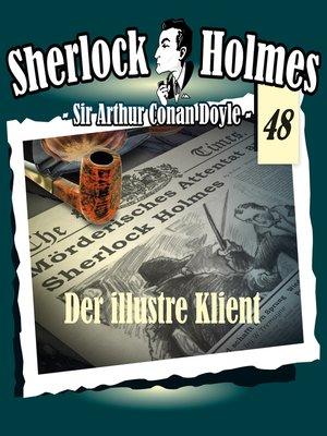 cover image of Sherlock Holmes, Die Originale, Fall 48