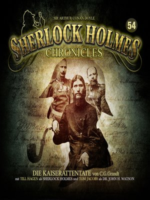 cover image of Sherlock Holmes Chronicles, Folge 54