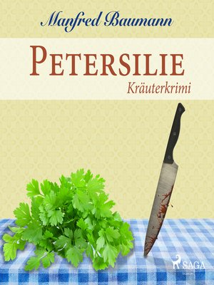 cover image of Petersilie--Kräuterkrimi