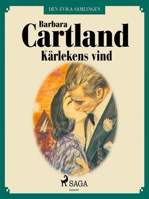 cover image of Kärlekens vind--Den eviga samlingen 34
