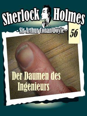 cover image of Sherlock Holmes, Die Originale, Fall 56