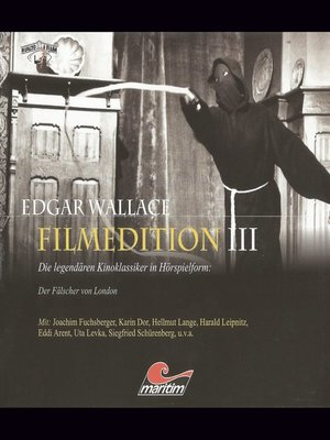 cover image of Edgar Wallace--Filmedition, Folge 8