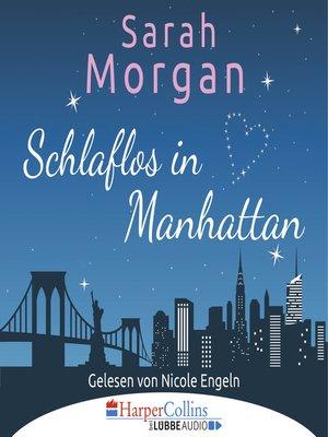 cover image of Schlaflos in Manhattan