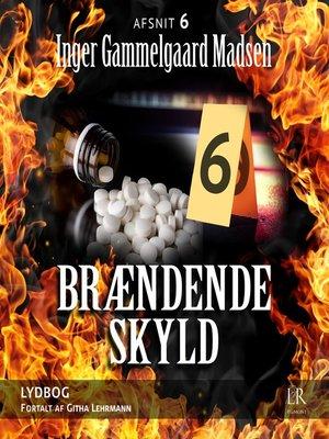 cover image of Afsnit 6--Brændende skyld 6