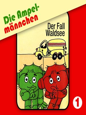cover image of Die Ampelmännchen, Folge 1