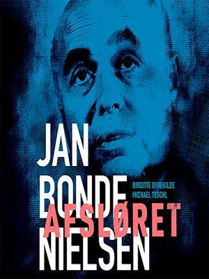 cover image of Afsløret--Jan Bonde Nielsen