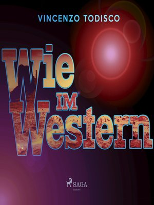 cover image of Wie im Western