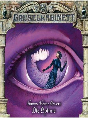 cover image of Gruselkabinett, Folge 38
