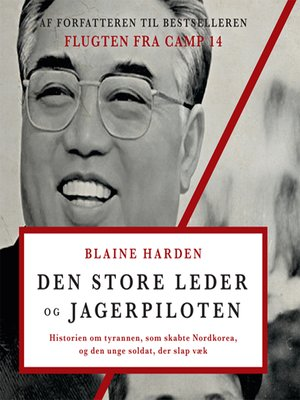 cover image of Den store leder og jagerpiloten