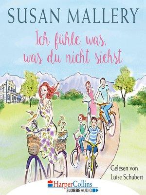 cover image of Ich fühle was, was du nicht siehst--Fool's Gold, Teil 2