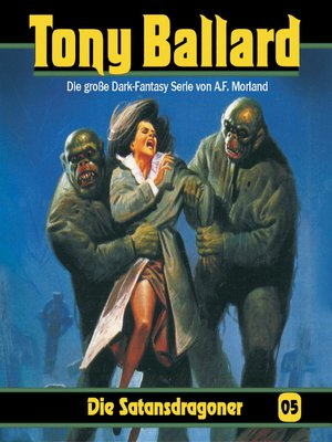 cover image of Tony Ballard, Folge 5