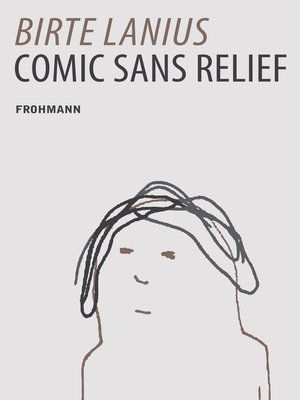 cover image of Comic Sans Relief