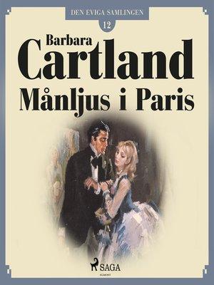 cover image of Månljus i Paris--Den eviga samlingen 12