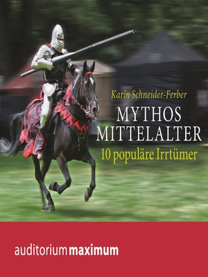 cover image of Mythos Mittelalter--10 populäre Irrtümer