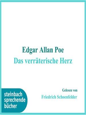 cover image of Das verräterische Herz