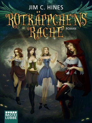 cover image of Rotkäppchens Rache