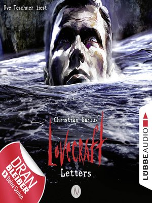 cover image of Lovecraft Letters--Lovecraft Letters 4