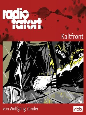 cover image of Radio Tatort rbb--Kaltfront