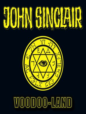 cover image of John Sinclair, Voodoo-Land, Sonderedition 05